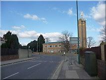 SZ0894 : Bournemouth : Cherries Drive by Lewis Clarke