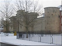 SK3436 : Vernon Gate,South Street, Derby by Eamon Curry