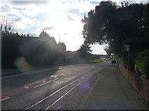 SZ0995 : Bournemouth : Muscliff - Muscliff Lane by Lewis Clarke