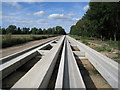 TL4555 : Guided busway - Cambridge by Sandy B