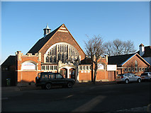 TQ4077 : Charlton United Reformed Church by Stephen Craven