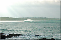SW5842 : Winter waves at Godrevy (4) by Andy F