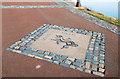 J3473 : Path plaque, Belfast (2) by Albert Bridge