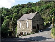 SK2563 : Stanton Leys Chapel by John Sutton