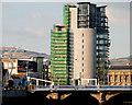 "J3474 : The ""Boat"" site, Belfast (37) by Albert Bridge"