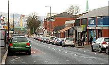 J3774 : Strandtown, Belfast by Albert Bridge