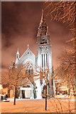 NJ9205 : Queens Cross Church - Dec 2009 by Bobby Baxter