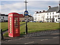 NZ5230 : Street furniture,The Green, Seaton Carew. by Chris Denny