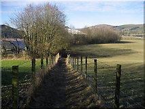 SD5095 : Dales Way in Burneside by Chris Heaton