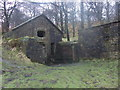 SD6619 : The Well House at Hollinshead Hall by Andrew Gritt