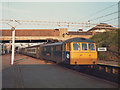SP3378 : A midsummer evening at Coventry station by Stephen Craven