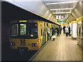 NZ2463 : Newcastle Central Metro station by Roger Cornfoot