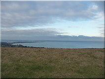 SZ0481 : Ballard Down : Studland Bay & Coastline by Lewis Clarke