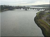 NT9953 : River Tweed by kim traynor