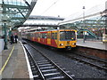 NZ3669 : Tynemouth Metro Station by Roger Cornfoot