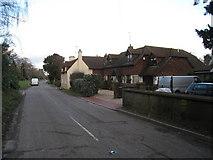 SU6349 : Farleigh Road - Cliddesden by Sandy B