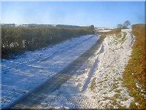 SO2755 : Upper Hergest Road by Trevor Rickard