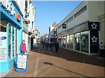 TR3752 : High Street, Deal by Stacey Harris