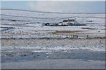 HP6312 : Looking towards The Creek from Haroldswick beach by Mike Pennington