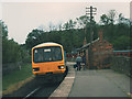 NZ8205 : Pacer train at Grosmont by Stephen Craven