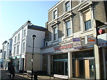 TR3752 : Former Woolworths Store, High Street, Deal by Stacey Harris