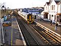 SH5271 : Llanfairpwllgwyngyll station by David Dixon