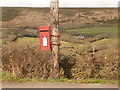 SY9980 : Langton Matravers: postbox № BH19 191, Valley Road by Chris Downer