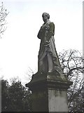 SU4212 : Lord Palmerston's statue by Stanley Howe