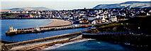 SC2484 : Peel - Fenella Beach and Peel Bay Beach by Joseph Mischyshyn