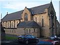 NZ1863 : St Joseph's Roman Catholic Church, Blaydon by Bill Henderson