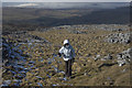 SD7968 : Climb to Pot Scar by Tom Richardson
