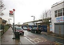 TQ3476 : Blenheim Grove, London SE15 by John Salmon