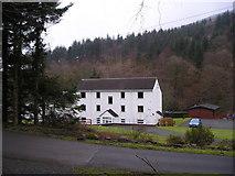 NY2824 : Former Bobbin Mill near Keswick by Chris Holifield