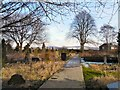 SJ9497 : Old Chapel Burial Ground by Gerald England