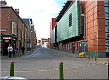 SP0786 : Inge Street by P L Chadwick