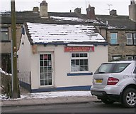 SE1527 : The Happy Fryer - Huddersfield Road by Betty Longbottom