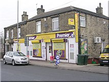 SE1527 : Premier Convenience Store - Huddersfield Road by Betty Longbottom