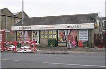 SE1527 : Costcutter Supermarket - Huddersfield Road by Betty Longbottom