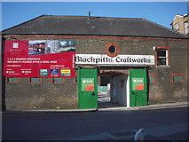 O1433 : Craftworks Building, Blackpitts, Dublin City by C O'Flanagan