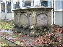 TQ3355 : Asprey tomb, Caterham churchyard by Stephen Craven