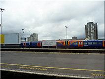 TQ2775 : Clapham Junction Station by Christine Matthews