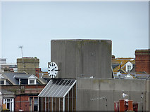 TQ2804 : Hove Town Hall and Public Clock by Christine Matthews