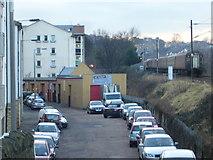 NT2774 : Clockmill Lane near Meadowbank by kim traynor