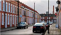 J3574 : McMaster Street, Belfast by Albert Bridge