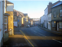 SO2956 : Church Street in winter by Trevor Rickard