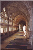 SO8318 : The Cloisters, Gloucester Cathedral by nick macneill