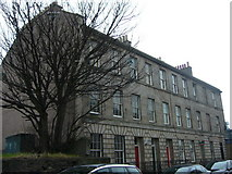 NT2774 : Early Victorian tenement, Comely Green Place by kim traynor