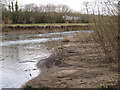 SX8475 : Erosion and deposition by the Teign by Robin Stott