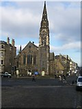 NT2674 : London Road Church from West Norton Place by kim traynor