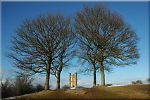 SP1136 : Broadway Tower by Philip Halling